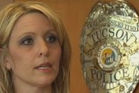 Tucson police lieutenant Diana Lopez like to mail co-workers sexy nude photos of herself???